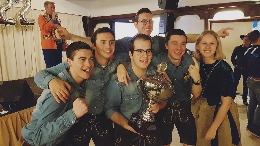 Winnaar Haufvastentreffen in Brunssum!🏆